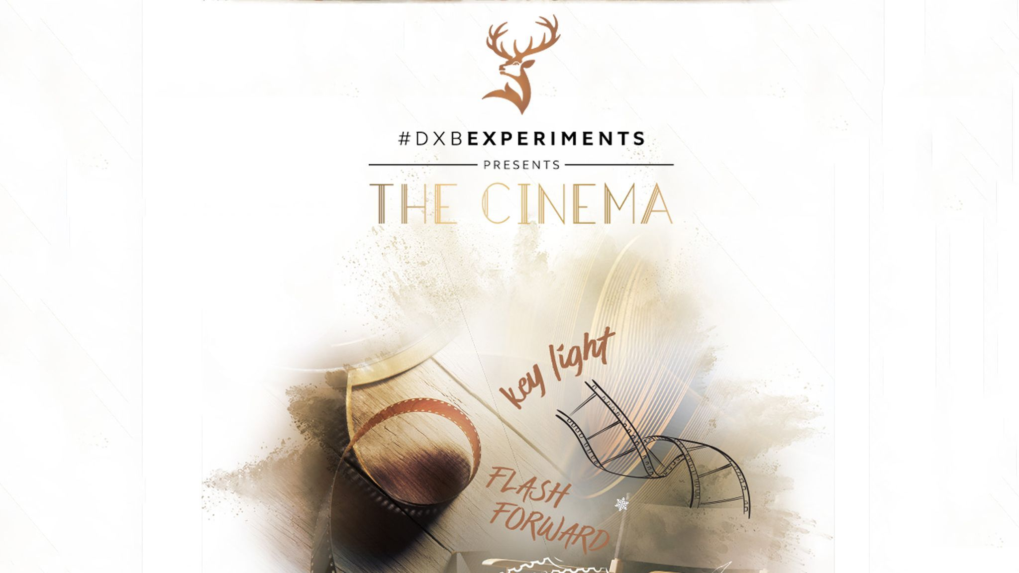 #DXBExperiments presents The Cinema with Maya