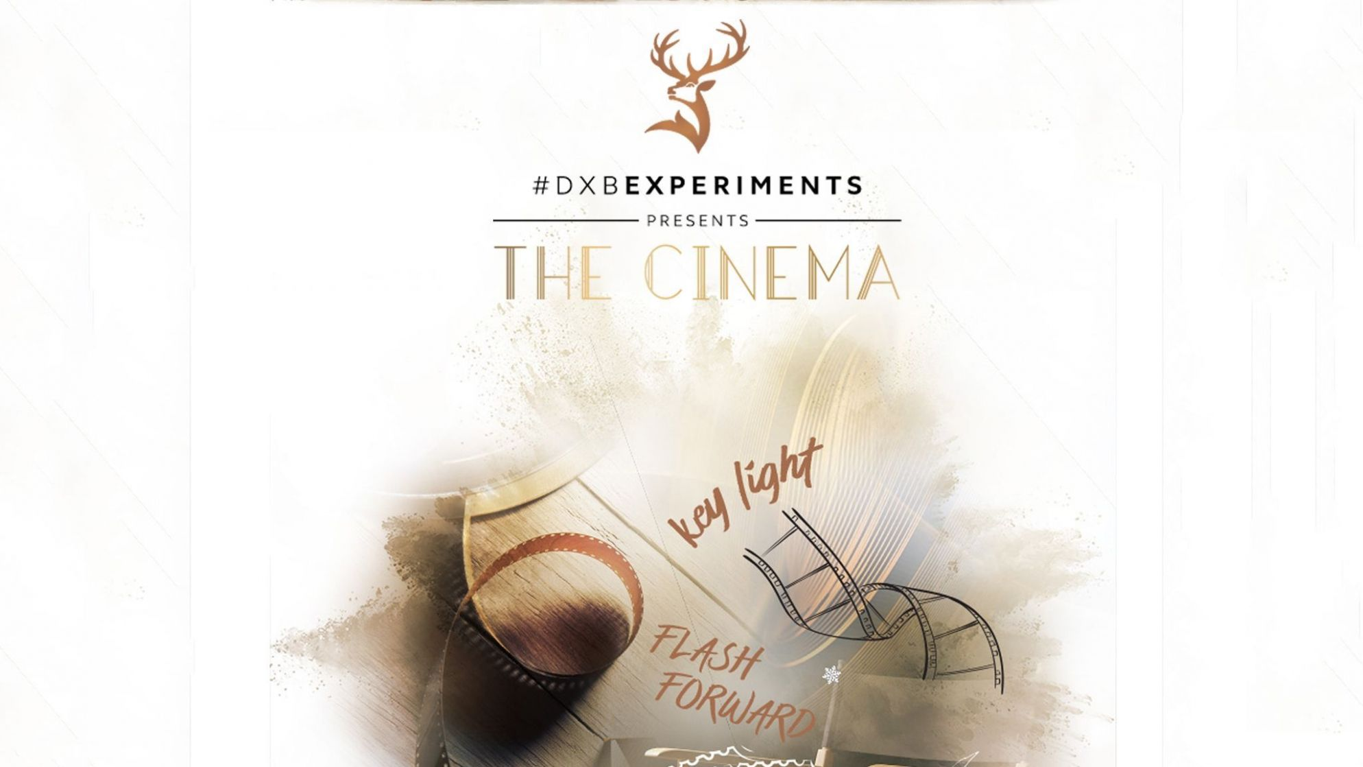 #DXBExperiments presents The Cinema with Rhodes Twenty10